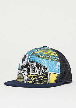 VANS Classic Patch Trucker Plus vans globe