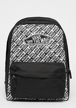 VANS Realm Backpack brand stripe