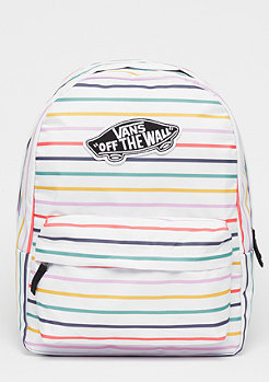 VANS Realm Backpack party stripe