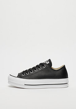 Converse Chuck Taylor All Star Lift Clean OX black/black/white