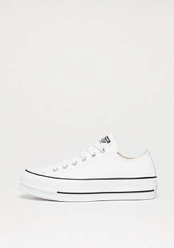 Converse Chuck Taylor All Star Lift Clean OX white/black/white
