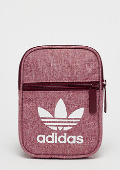 adidas Fest Bag Casual collegiate burgundy/white