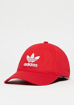 adidas Trefoil Classic Cap collegiate red/white