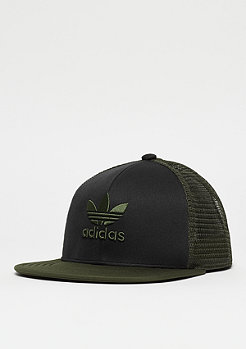 adidas Trefoil Herit Tru night cargo/black