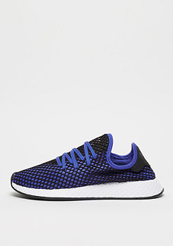 adidas DEERUPT RUNNER blue/blue/black
