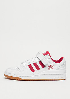 adidas Forum Lo white/power red/gum