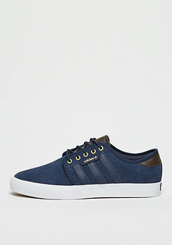 adidas Skateboarding SEELEY navy/umber/white