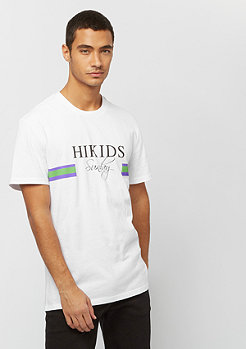 Hikids Tee white