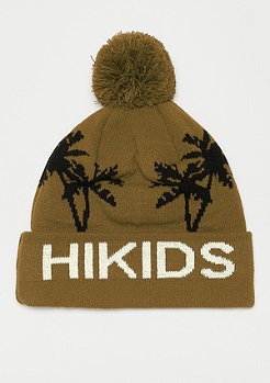 Hikids Beanie brown
