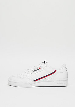 adidas Continental 80s ftwr white/scarlet/collegiate navy