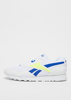 Reebok RAPIDE MU white/vital blue/lemon/grey
