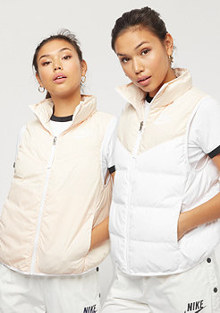 NIKE Down Fill Vest Rev guava ice/white/white