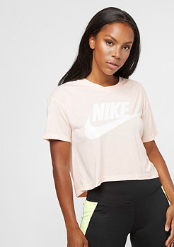 NIKE Essentials Crop guava ice/white