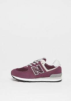New Balance PC574GB (PS) burgundy