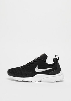 NIKE Presto Fly black/metallic silver-white