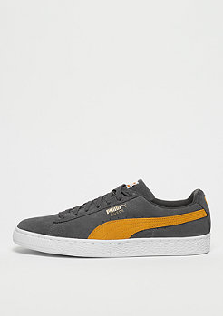 Puma Suede Classic iron gate/buckthorn brown/white
