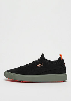 Puma PUMA Breaker Mesh FOF black/laurel wreath/firecracker