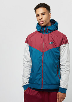 NIKE Windrunner blue force/team red/blue force
