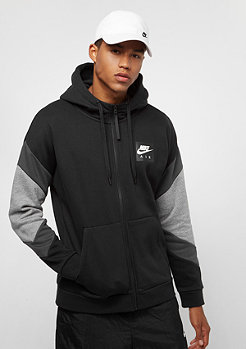 NIKE Air Fleece black/anthracite/carbon heather