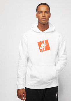 NIKE HBR PO Fleece white