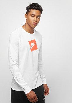 NIKE Futura Box HBR white/white