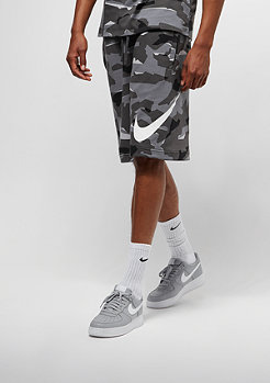 NIKE Club Camo cool grey/anthracite/white