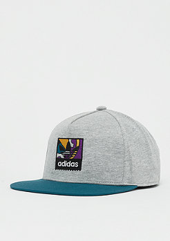 Adidas Skateboarding Jersey Snapback pale melange