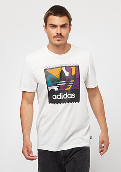 adidas Cog Logo pale melange/tribe purple/real teal