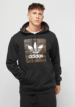 adidas Camo BB black/camo print/collegiate orange