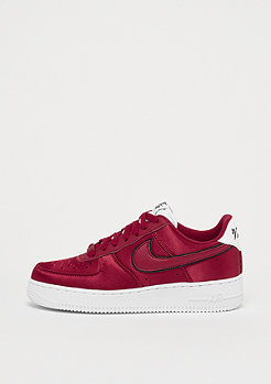 NIKE Air Force 1 red crush/red crush-white