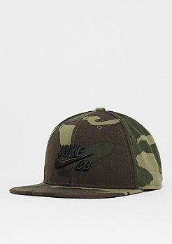 NIKE SB U NK Pro Cap medium olive/medium olive/black