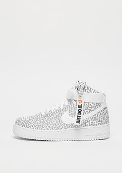 NIKE Air Force 1 High LX white/white-white-black