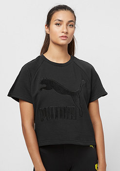 Puma Downtown Structured cotton black