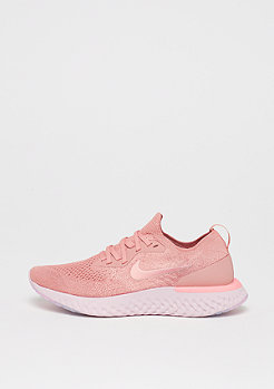 NIKE Running Epic React rust pink/pink tint-tropical pink