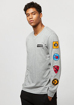 Converse Garage Patch vintage grey heather