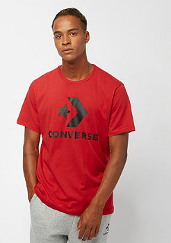 Converse Star Chevron enamel red