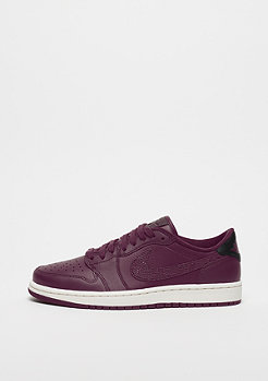 JORDAN Air Jordan 1 Retro Low OG bordeaux/black-phantom