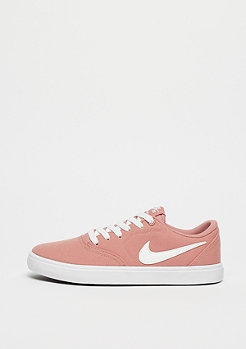 NIKE SB Check Solarsoft rust pink/summit white-white-black