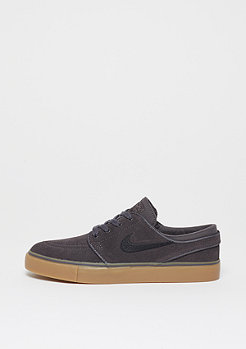 NIKE SB Stefan Janoski thunder grey/black-gum light brown