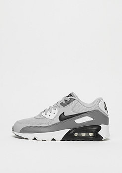 NIKE Air Max 90 Mesh (GS) wolf grey/black-cool grey-white