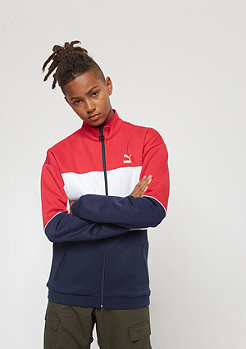 Puma Junior Retro Jacket peacoat