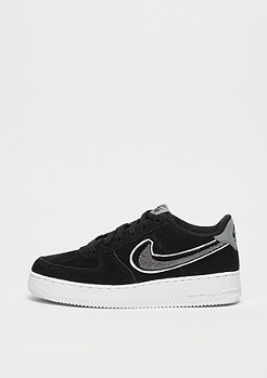 NIKE Air Force 1 black/white-cool grey