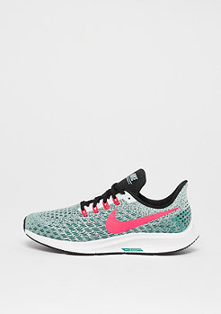 Nike Running Air Zoom Pegasus 35 (GS) barely grey/hot punch-geode teal-black