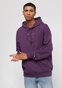 Puma Downtown Oversize shadow purple