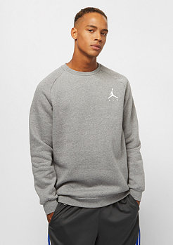 JORDAN Jumpman carbon heather/white