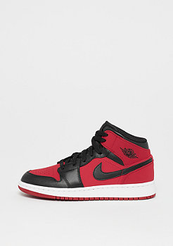 JORDAN Air Jordan 1 Mid (BG) gym red/black-white