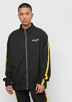 Sixth June Jacket With Band black stone/yellow