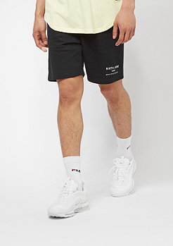 Sixth June Short With GPS Print black