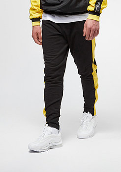 Sixth June Fitted Pants With Bands black/stone yellow