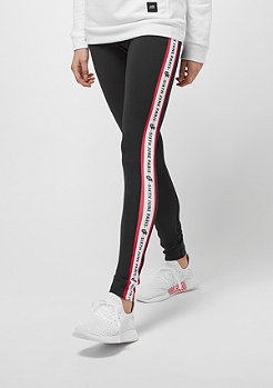 onlineonlyflag Sixth June Legging With 6J Elastic black